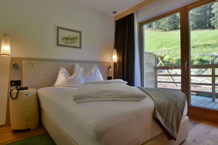 Alpine Hotel Gran Foda'  Einzelzimmer
