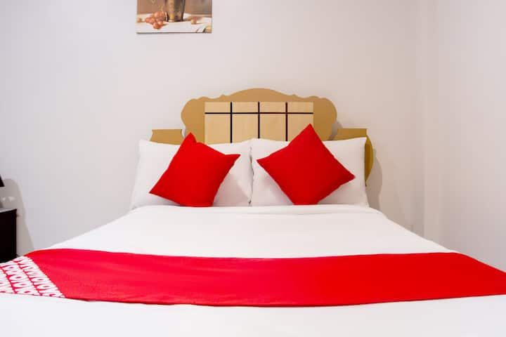 Standard Double Stay @ Monclaire Suites