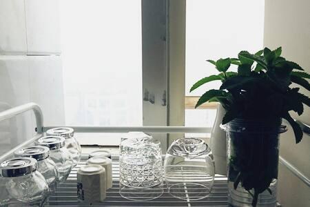 视野极佳的市中心高层公寓 - Nanjing Shi