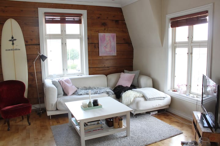 Nice flat very close to Stavanger city center - Stavanger - Appartement