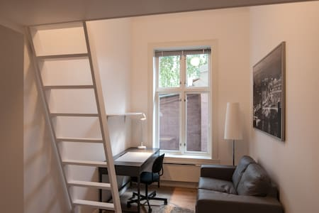 Freya Rom, Best place to stay in the heart of Oslo - Oslo