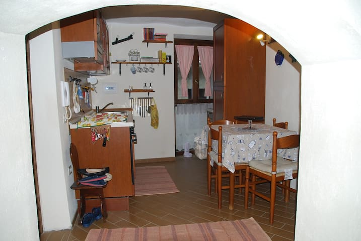 Nice apartment town center - Frabosa Soprana - Leilighet