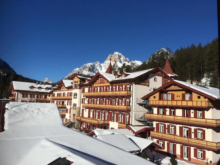 Vacanze Dolomiti, Cortina; San Candido