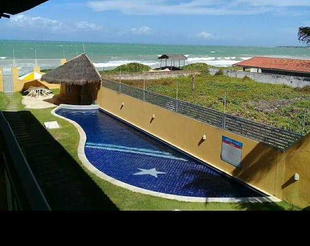 Apto Beira Mar. Praia de Búzios