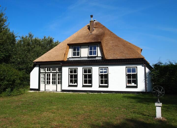 Stolp Nieuw Bornrif in De Koog Texel