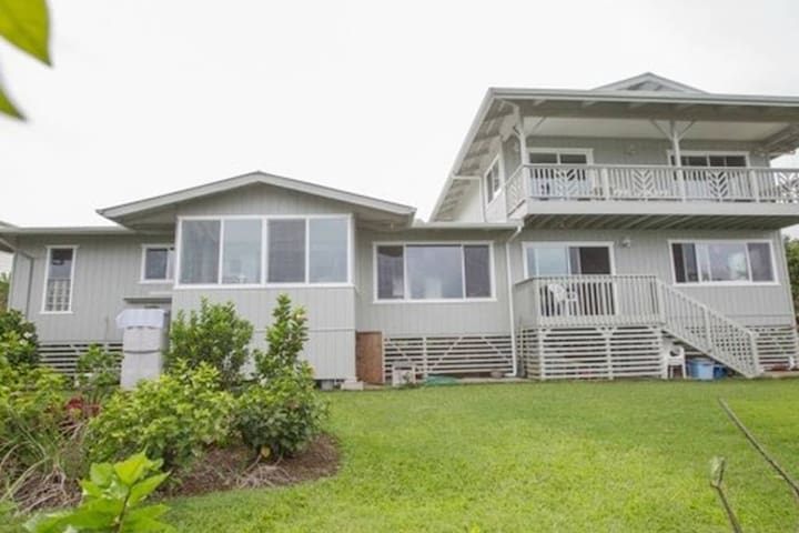 NEW!! Oceanview House!! Right next to Hilo Bay!
