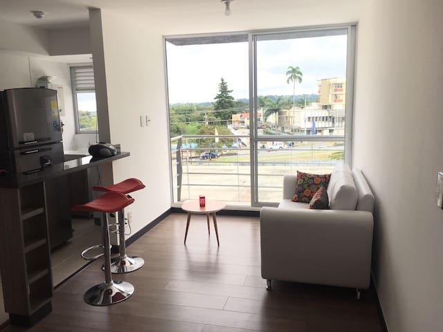 Apartamento en Armenia - Armenia - Huoneisto