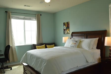 Great guest room for you - Rancho Cucamonga - House