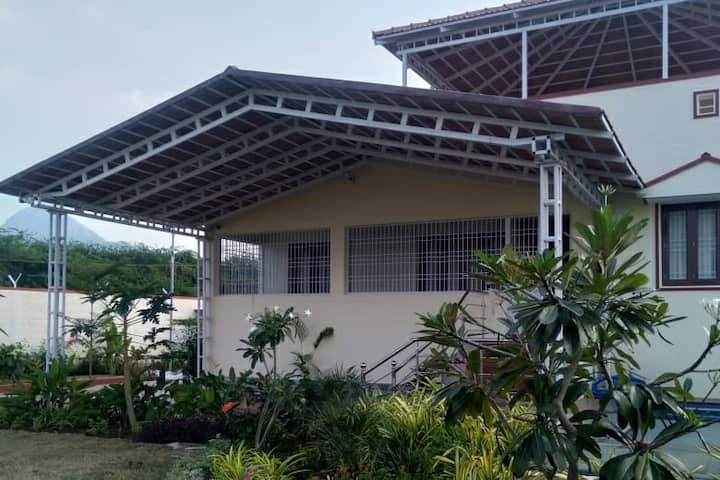 Narayani Resort,serene villa with a private pool