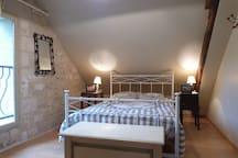Chambre double n°2 (1er étage)