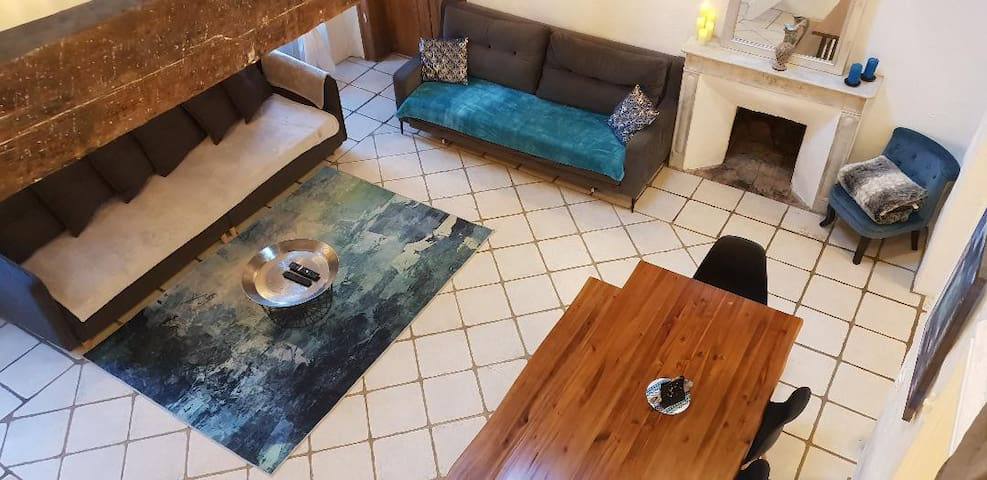 Appartement au charme typiquement Corse