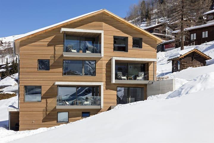 Sera Lodge - Grächen - อพาร์ทเมนท์