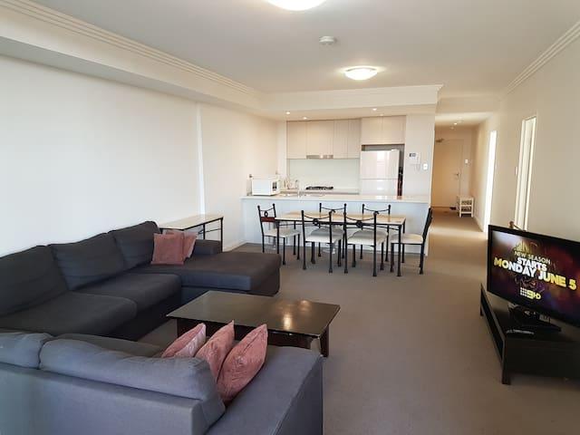 Centenary Park Apartment E212