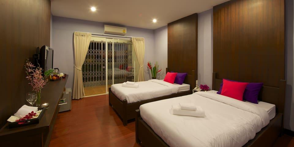 Triple room Sabye Bangkok