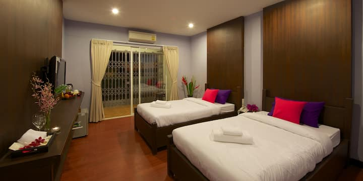 Triple room Sabye Bangkok
