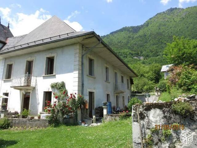Grande Maison village de montagne - Mercury - House