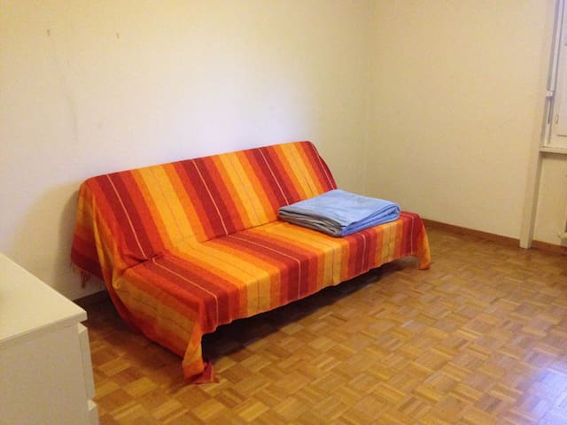 Private room in spacious appartment - Lausanne - Appartement