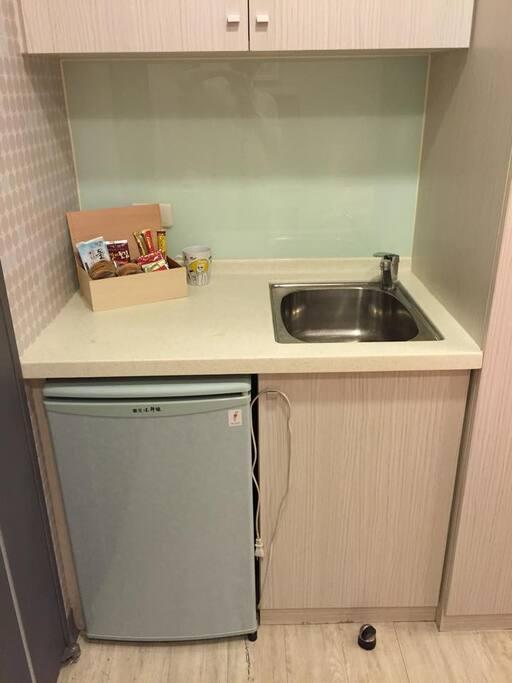 冰箱 流離台