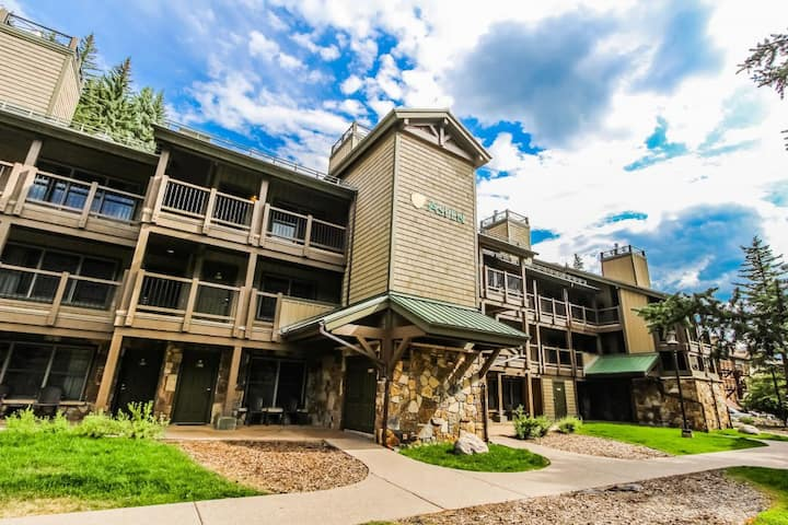 Aspen at Streamside in Vail - 1 BR, 2 BA with Loft