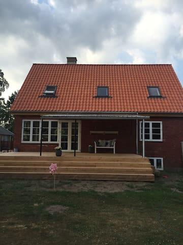 Dejlig villa på 130 kvm 15 min fra Cph - Kongens Lyngby - House