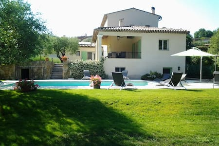 Villa near by Cannes, Nice  Antibes - Le Rouret