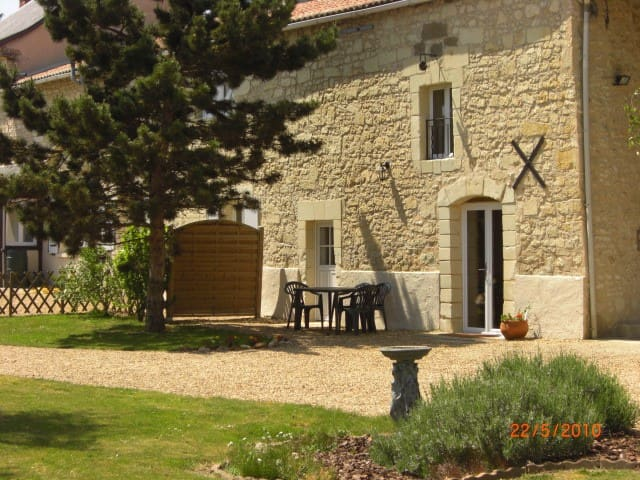 WOW Factor Gite - Loire Valley - Saint-Macaire-du-Bois - บ้าน