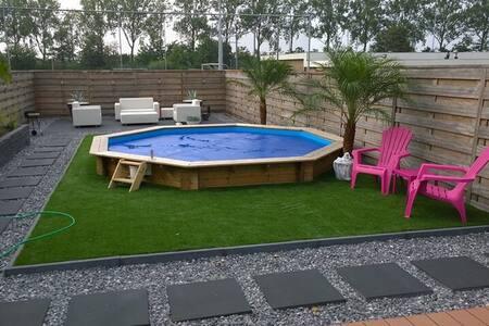 House, swimmingpool A'dam/Den Hague - Weteringbrug