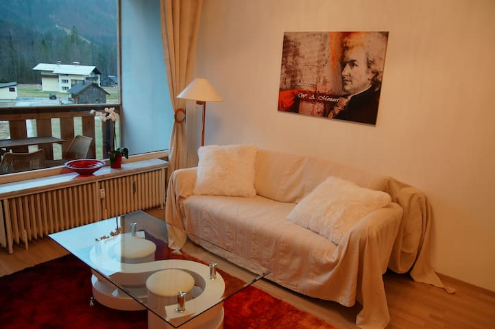 W&S Executive Apartments - 2nd Fl. - Obertraun - Appartement