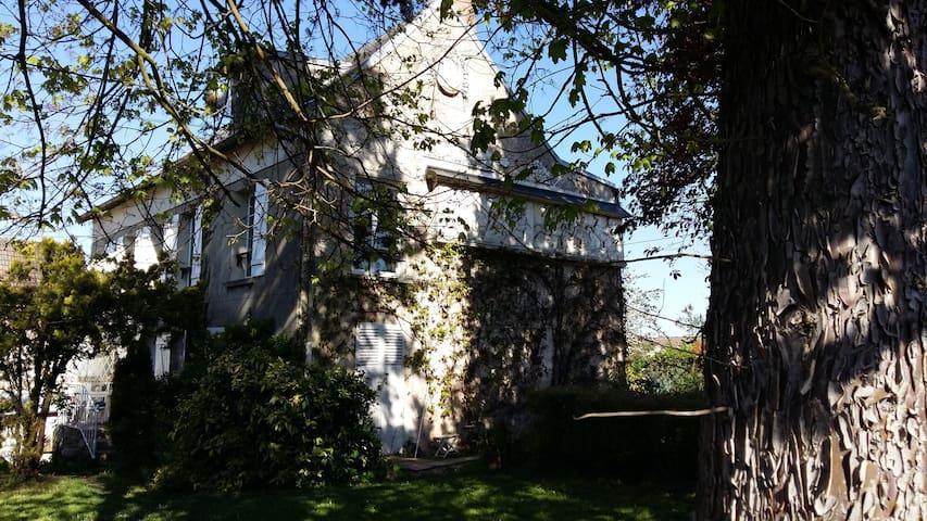 Villa Marguerite-Marie - Condé-Sainte-Libiaire - Leilighet