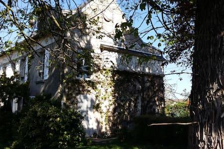 Villa Marguerite-Marie - 孔代圣利比亚尔(Condé-Sainte-Libiaire) - 公寓