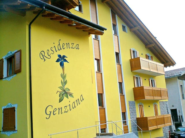 Residence near Terme - Comano Terme - Appartement