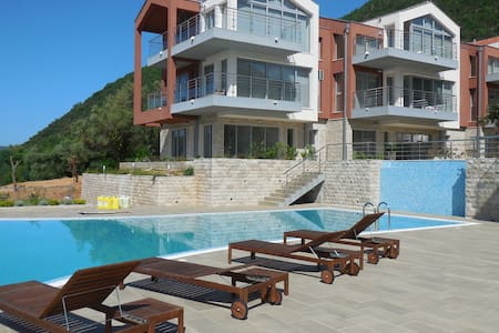 Luxurious new apartment, Đenovići - Đenovići - 아파트