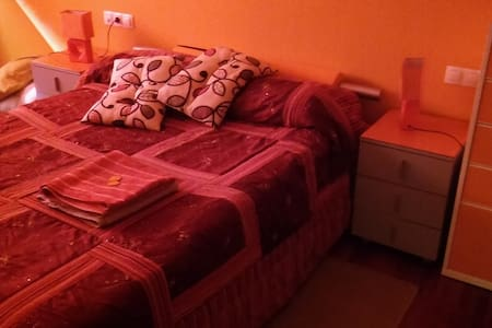 Comfortable apartment -10 min centre / hot springs - Ourense