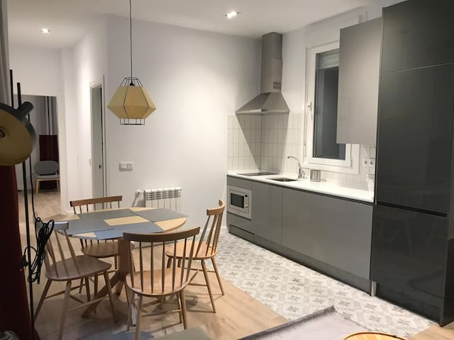 Two Bedroom Apartment in Atocha