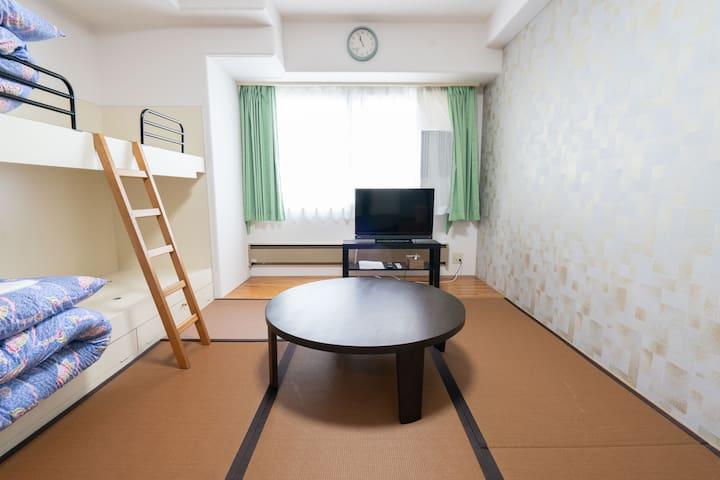 Echigo-Yuzawa Japanese-style room&Hot spring 311
