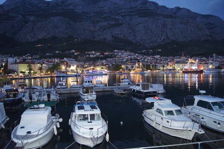 DELUXE  Apartment A2 NADA -Makarska