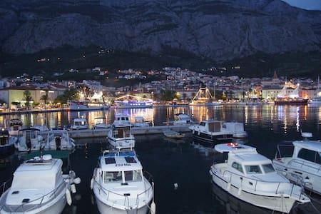 DELUXE  Apartment A2 NADA -Makarska - Makarska - Villa