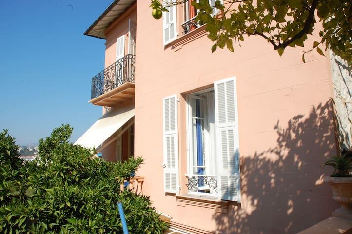 Chambre Van Gogh - Nice - Villa