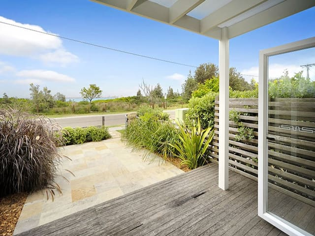 Room with beautiful beach views - Kurnell