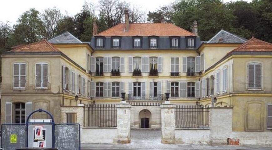 Historical Villa Paris-Versailles