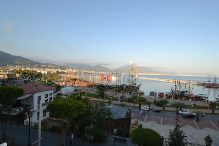 great alanya harbour view - Alanya
