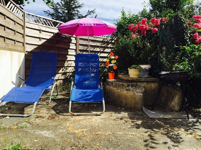 Jolie petite maison en bord de mer - La Barre-de-Monts - House