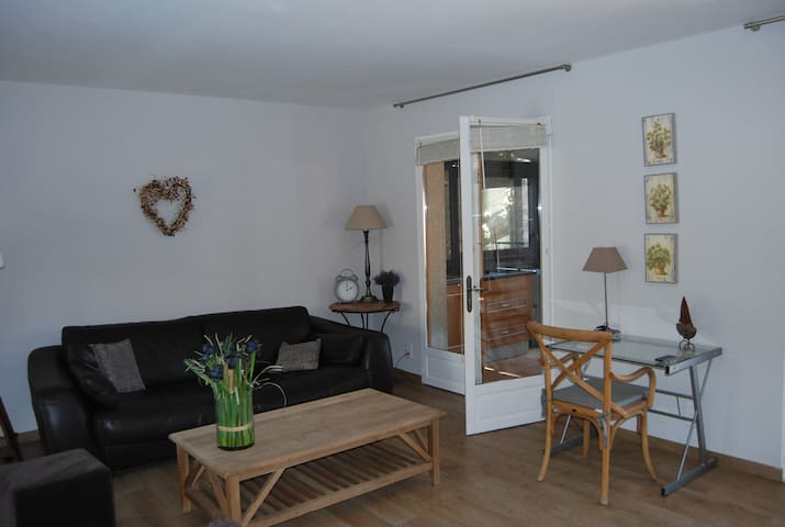 appartement independant pour 2 tout confort - Le Perthus - Appartement