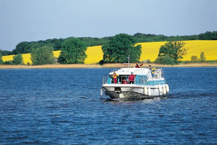 Abenteuer Hausboot Vetus 1500