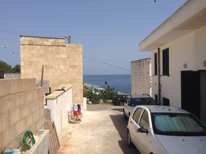 Casa unifamiliare nel Salento a novaglie , praticamente sul mare
