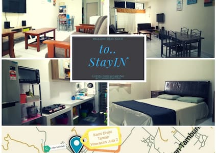 StayIN Guesthouse Homestay Accommodation