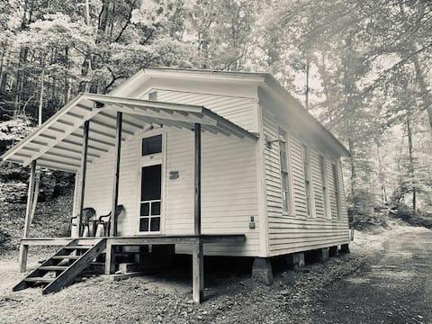 The Hyer's Run School House