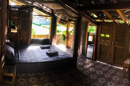 House of Nasi Bungkus - Backyard