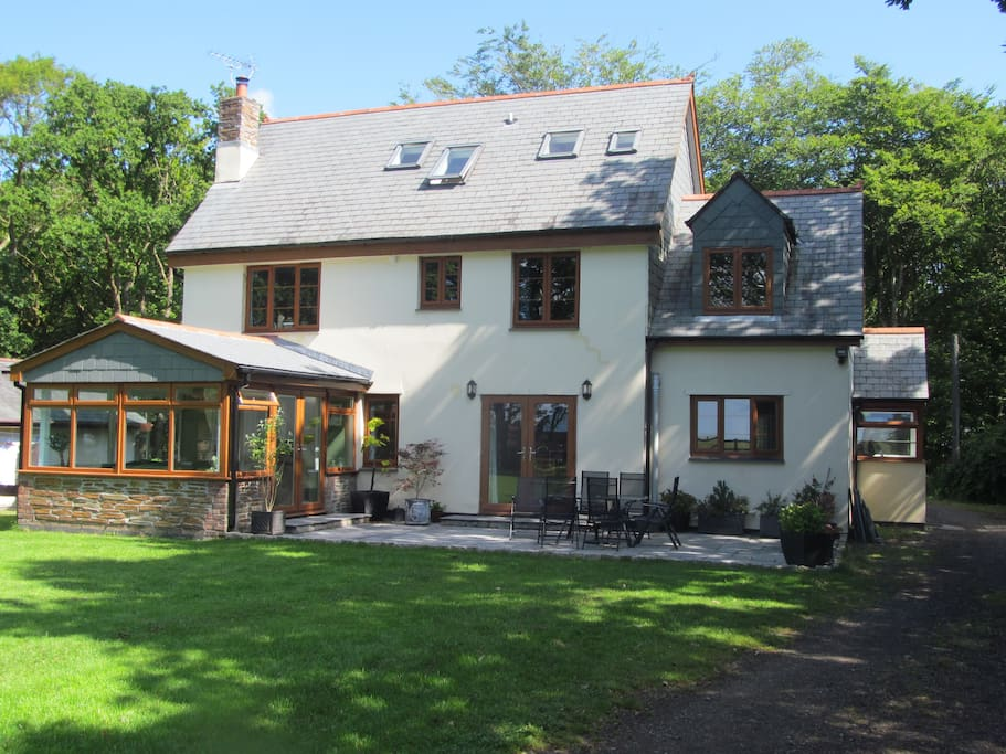 Farm Bed And Breakfast Cornwall