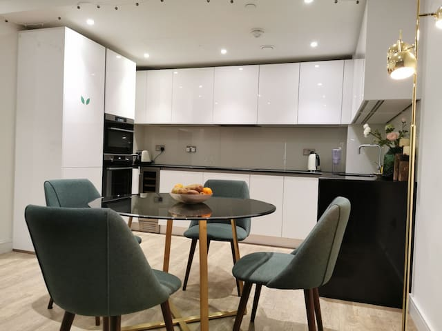 New modern and cosy apartment in Central London